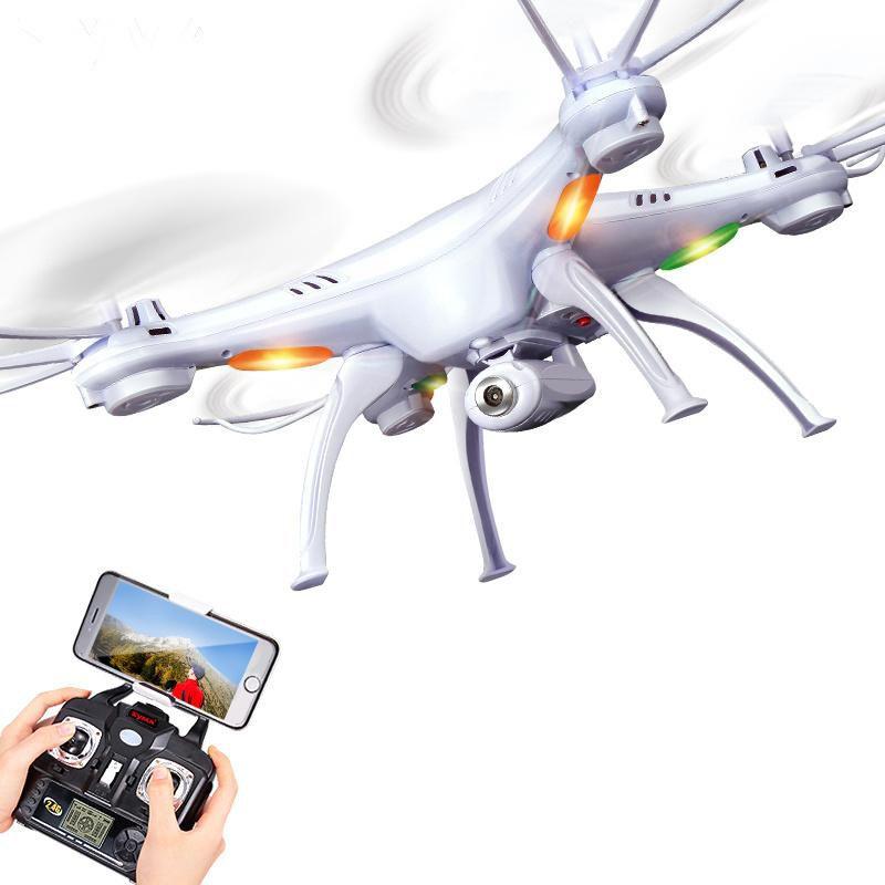 Droni originali SYMA X5SW WIFI RC Drone FPV elicottero Quadcopter con videocamera HD 2.4G 6 assi in tempo reale RC elicottero giocattolo Spedizione gratuita oth14