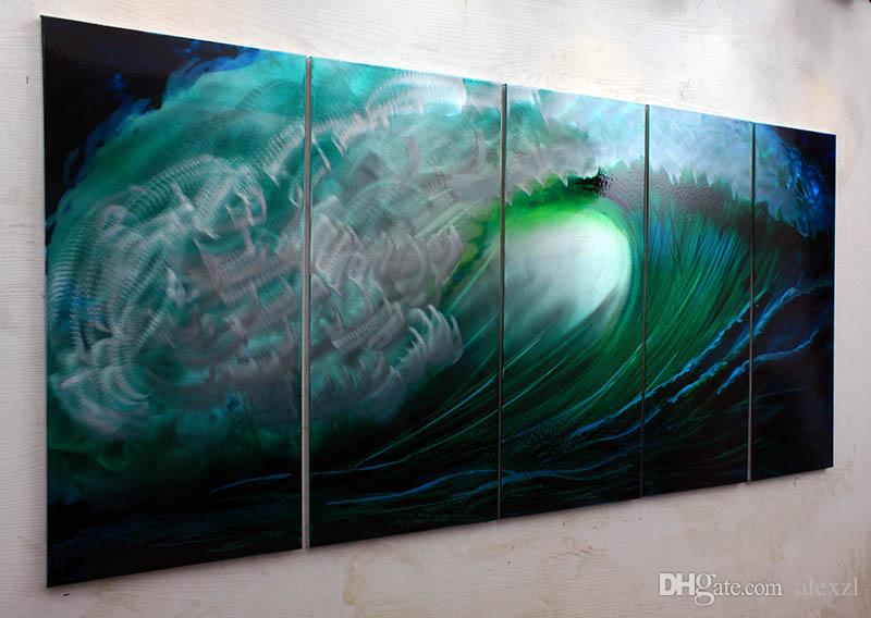 home decor wall art.oil pittura originale astratta wall art metallo scultura wall art. Parete astratta del metallo della parete del metallo dell'albero della scultura