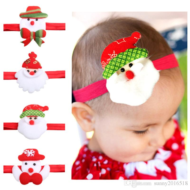 Hair Accessories Baby Accessories Hot Sale Baby Girls Floral Print Cross Hairband Let Our Commodities Go To The World