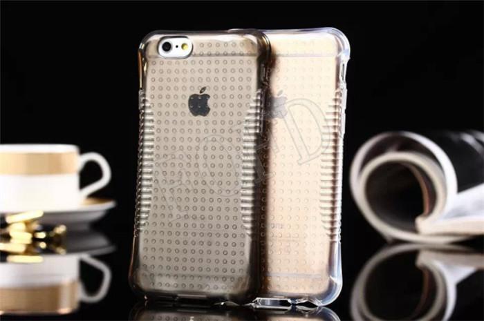 Airbag Anti-Schock TPU Cases Zweite Generation Weiche Klare Silikonhülle Kleine Taille Air Float Protector für Samsung S7 Edge iPhone 6 6s