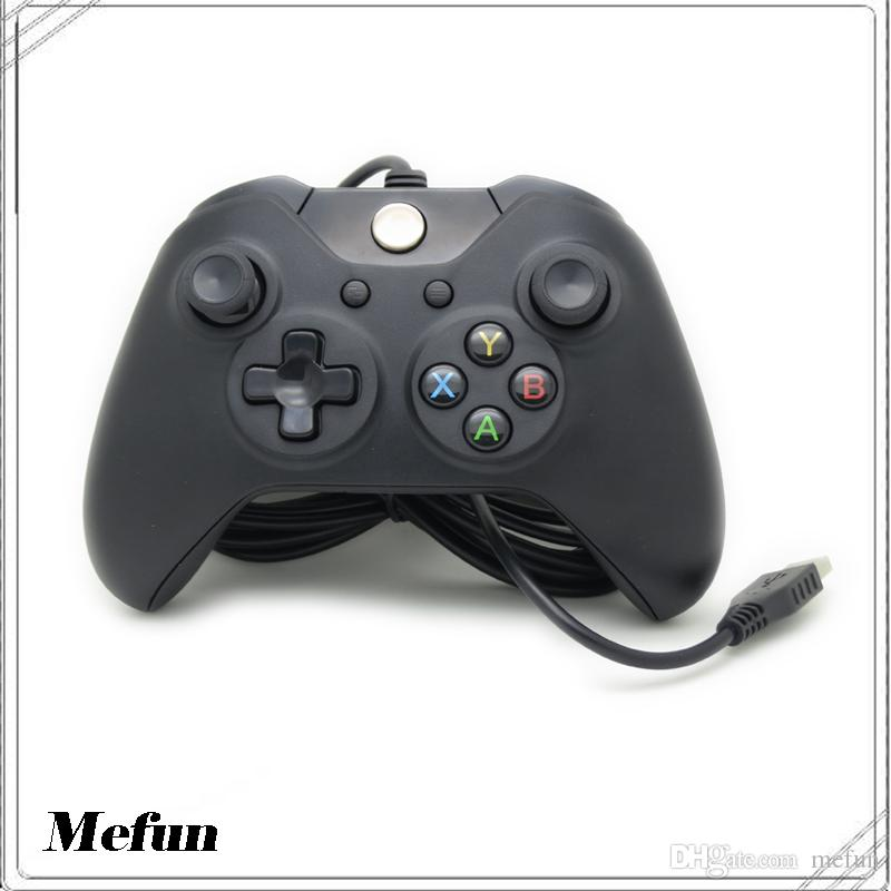 2016 New Arrival Wired Wired Game Controller USB Gaming Controller Gamepad Joystick for XBOX ONE
