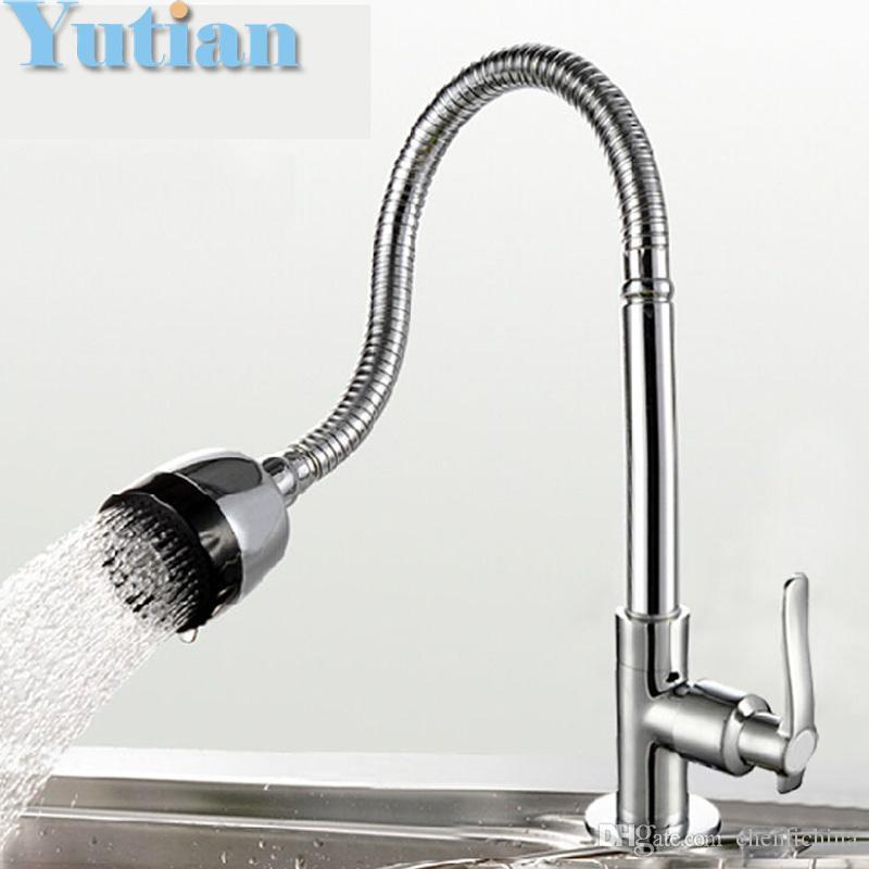 Vertical Farm Sink Single Lever Kitchen Faucet Basin Faucet Kitchen ...