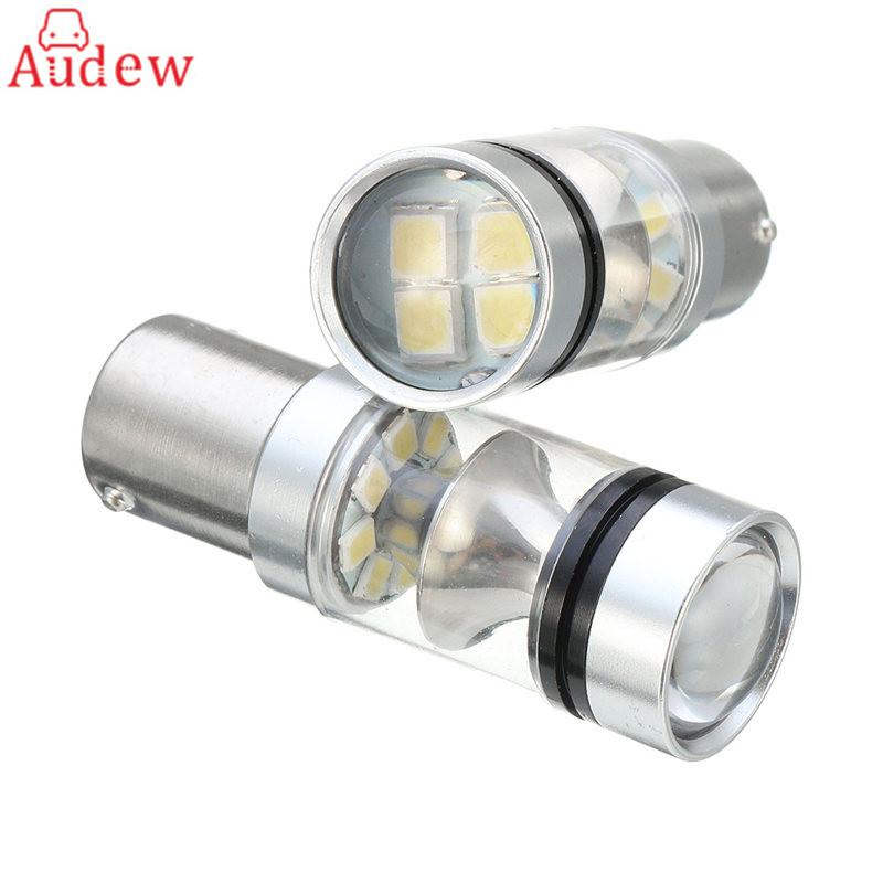 Car Fog Lamp 1156 BA15S 100W LED Car Reverse Light Bulb Auto Car Backup  Signal Turn Brake Tail Parking Light Dlaa Fog Lights Driving Fog Lights  From ...