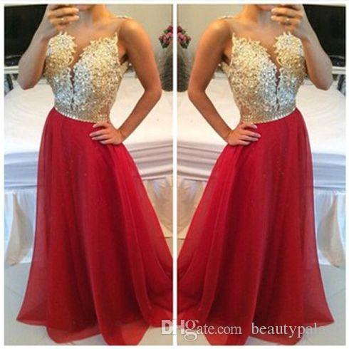 Vestidos Longo Appliques Lace Burgundy Gold Champagne Red Bridesmaid  Dresses Long Wedding Party Dress With Crystal Sash Purple Bridesmaid  Dresses Bridesmaid ... 88ecce75a365