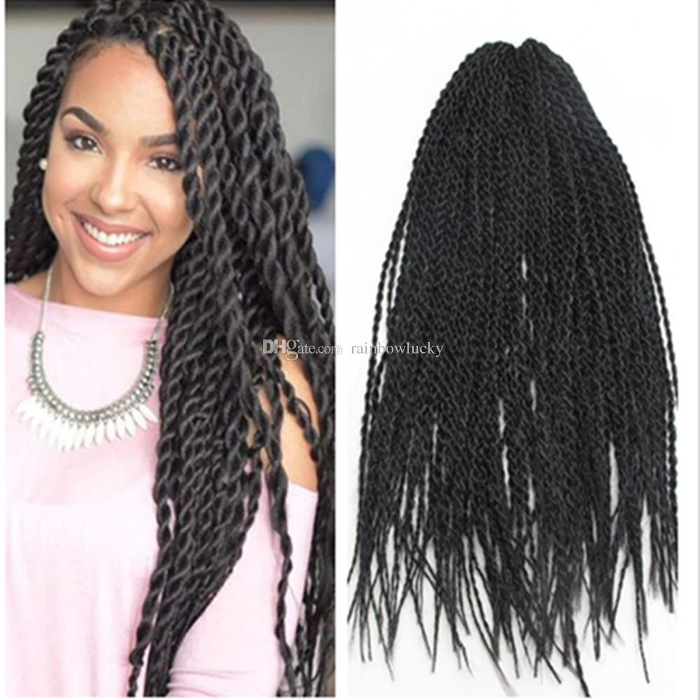 Natural Crochet Hair Extensions