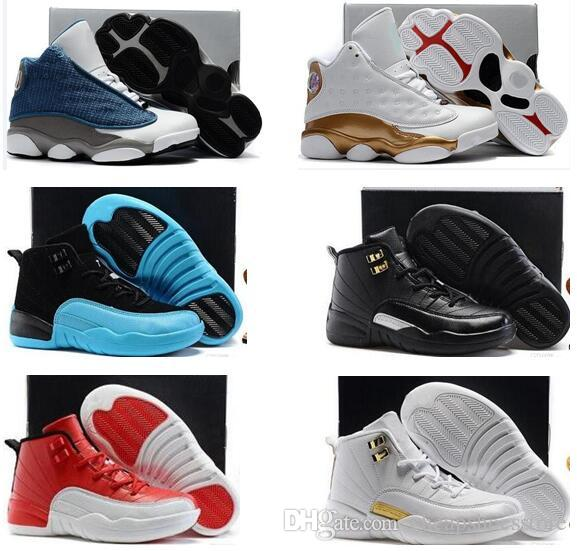 ebe3fd844b1e 11 12 13 Kids Shoes Children J13s Basketball Shoes High Quality Sports Shoes  Youth Sneakers For Sale Size  US11C 3Y EU28 35 Latest Shoes Shoes Brands  From ...
