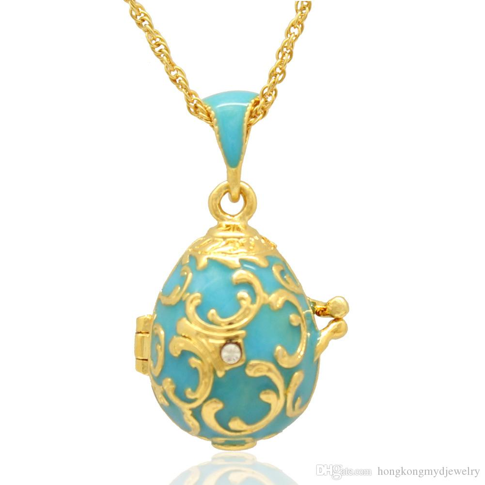 Wholesale fleur de lis flower faberge egg pendant easter egg see larger image aloadofball Choice Image