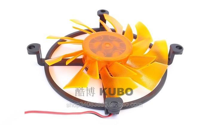 Новый оригинальный ZOTAC GTX750 TI TSI PA HA разрушитель гром карты двойной мяч вентилятор охлаждения