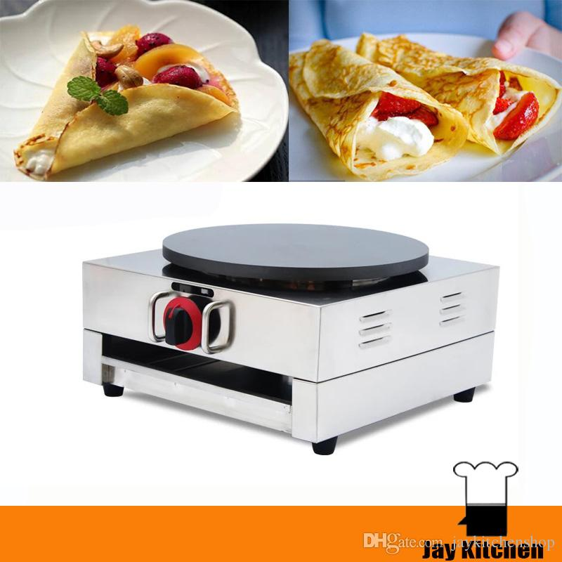 2019 Gas Crepe Maker Commercial Machine Pancake Mini Single Pan Omelette Oven Np595 From Jaykitchen 140 71 Dhgate