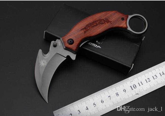 Set coltelli da cucina professionali karambit coltello cs go