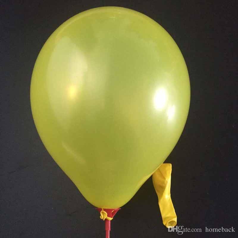 10 Inç Kalın 2.2g Lateks Balonlar Doğum Günü Düğün Süslemeleri Balonlar Parti Özelleştirilmiş Logo Kabul Ücretsiz DHL