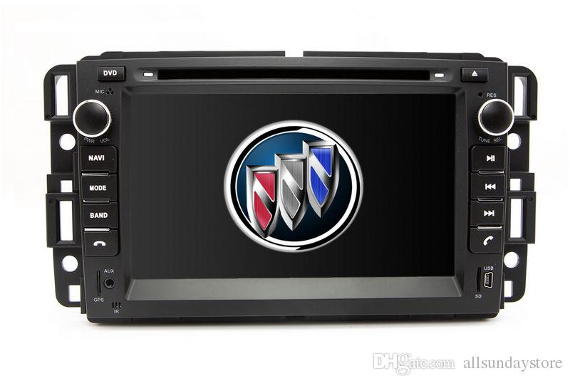 2 din auto radio gps navigation car dvd player for buick enclave rh dhgate com 2011 Buick Enclave Antenna 2013 Buick Enclave Exterior Colors