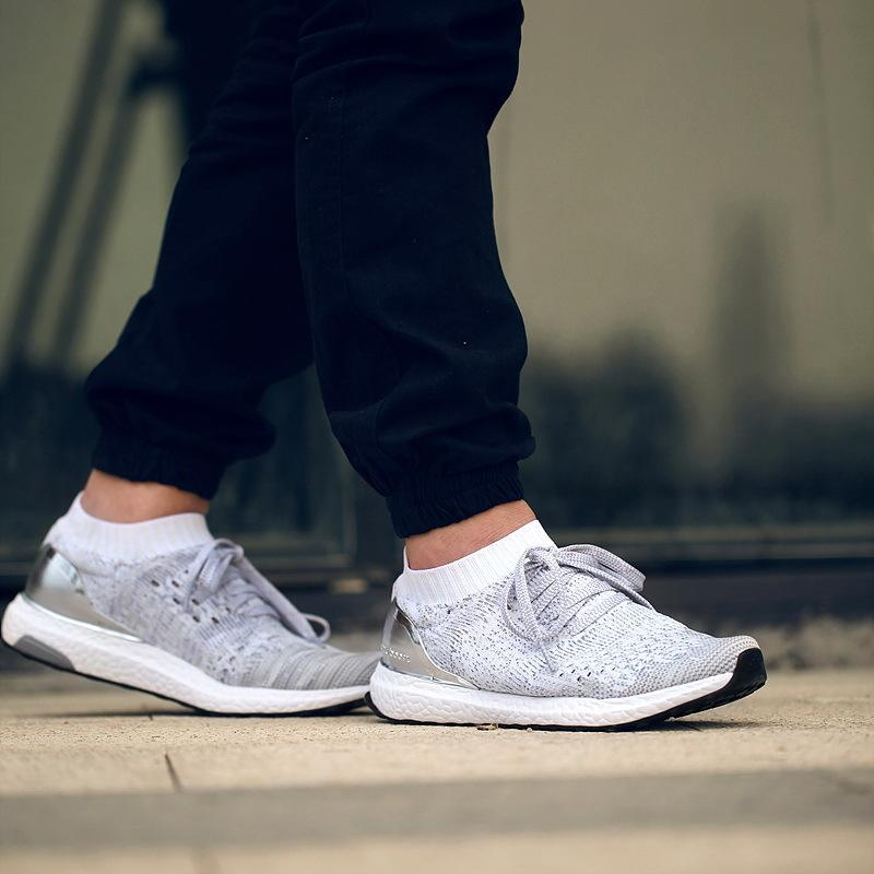 timeless design fda94 a9db0 ultra boost uncaged running shoes