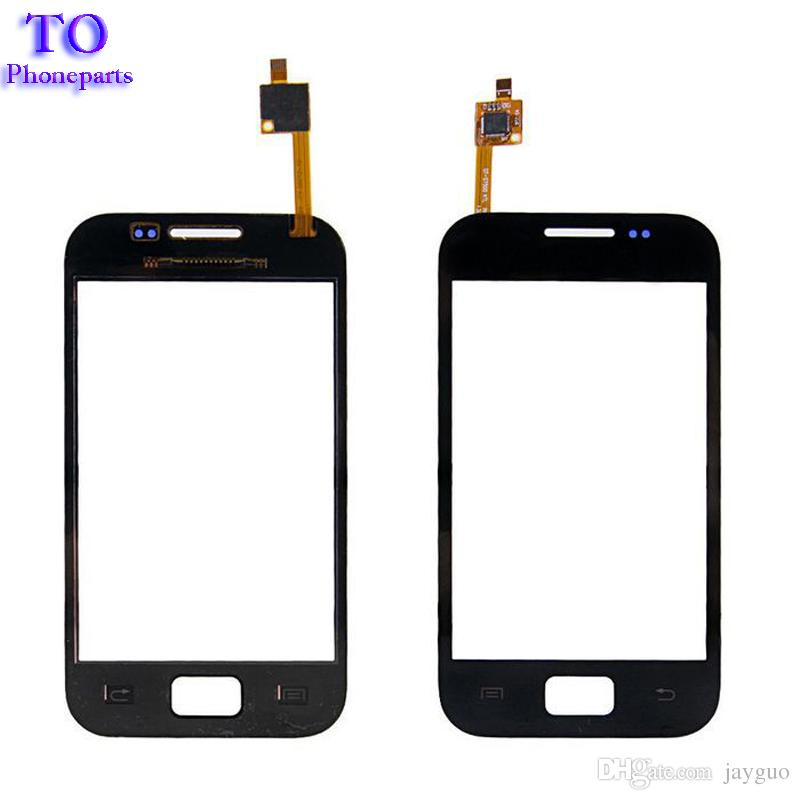 Black/White Touch Screen Digitizer Glass Sensor For Samsung Galaxy Ace Plus GT-S7500 S7500 Free shipping