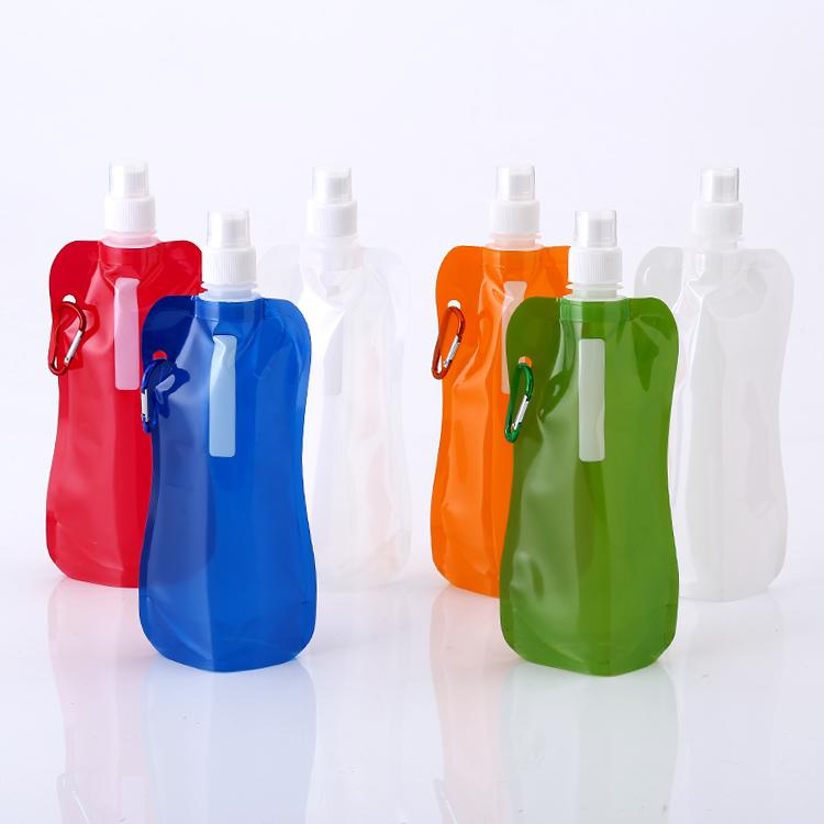 c00a4aa9bd Wholesale Wholesale Custom Printing 450ml Gourd Shape Sport Collapsible  Foldable Water Bottle Hot Selling Promotional Gifts 1 Litre Water Bottles 2  Bottles ...