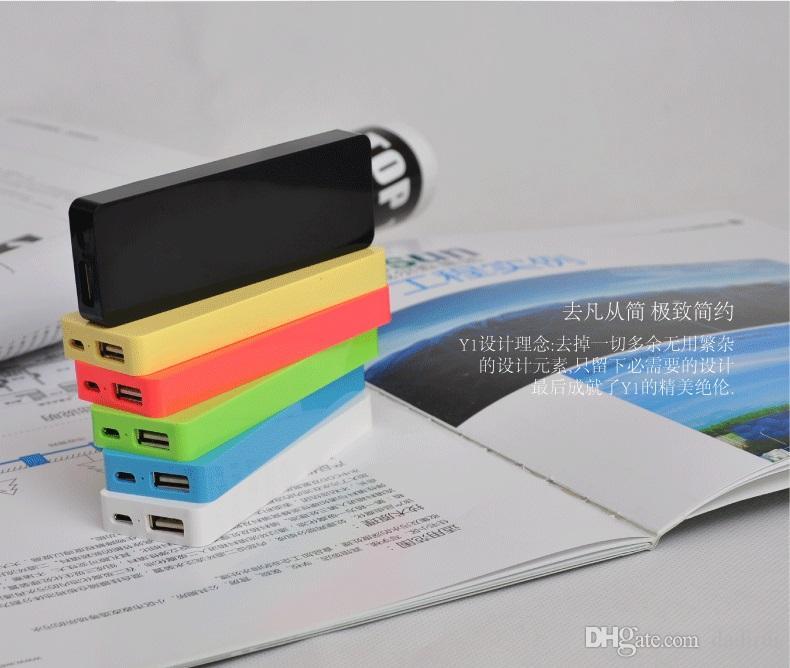 Factory wholesale, Custom LOGO ultra-thin Power Bank 3000mah Universal Charger Phone External Battery for Apple iphone samsung Powerbanks