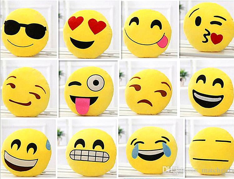 Acquista emoji style centimetri carino qq