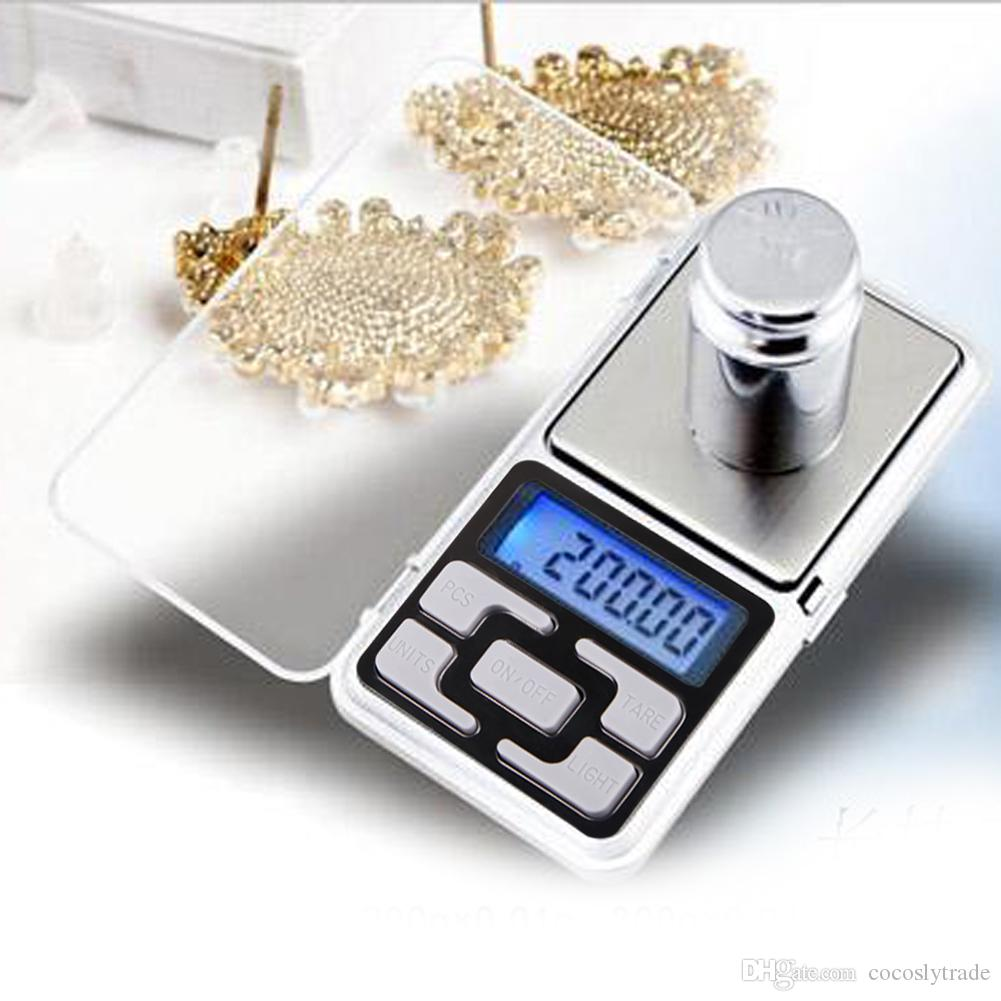 200g//0.01g Mini Digital LCD Electronic Jewelry Pocket Portable Weight Scale