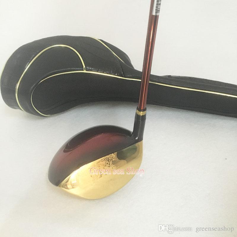جديد نوادي الجولف Maruman Majesty Prestigio 9 golf driver 9.5 / 10.5 دور علوي نوادي الجرافيت رمح الجولف r / s شحن مجاني