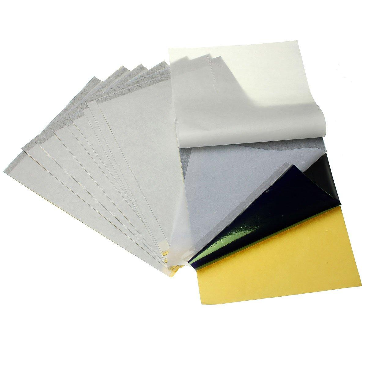 Wholesale Hthl 20x Transfer Paper Format A4 For Tattoo Cheap Tattoo Kits  With Eikon Tattoo Machines From Ladylove, $32.28| Dhgate.Com