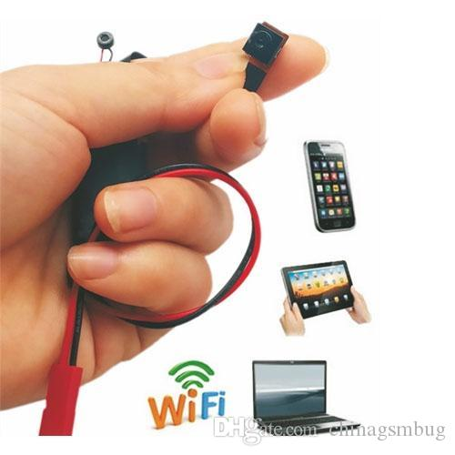 Wireless Wifi IP P2P 12fps Mini Camera 480 TVL CCTV for GPRS Wired and Wireless Network