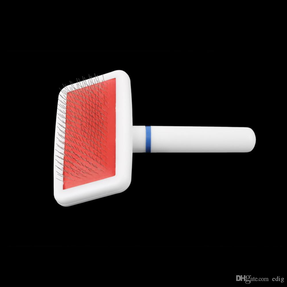 Pet Dog Cat Removal Grooming Comb Brush for Long and Short Hair Gilling Brush Slicker Tool Wholesale Sale