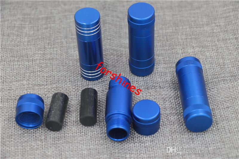 60pcs/lot free shipping USA Germany China smoking factory cheap price stock  OEM metal Aluminum pollen press herb grinder smoking vape vapor