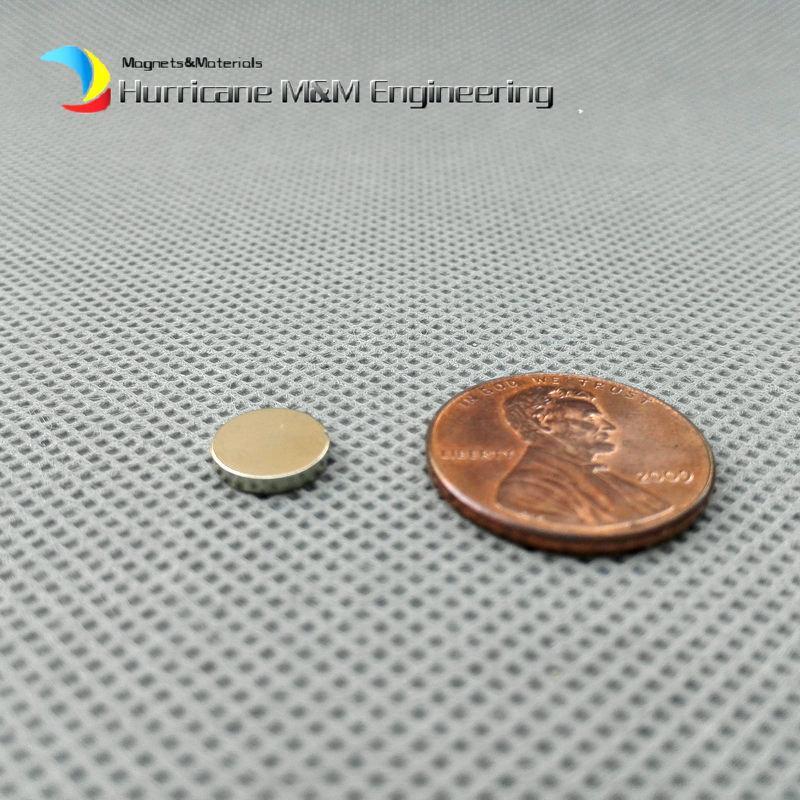 1 pack N35 NdFeB Magnet Disc Diameter 8x1.5 mm Dia. 0.31'' Precision Magnet Neodymium Magnets Cylinder Sensor Rare Earth Magnets