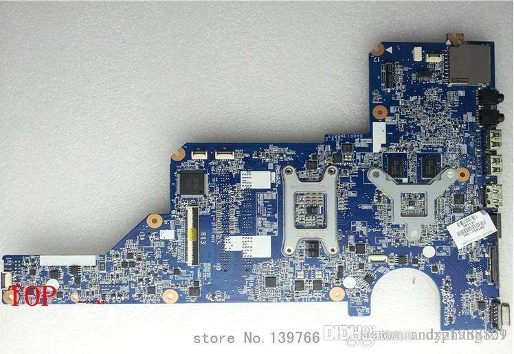 Carte mère 650199-001 pour ordinateur portable HP pavilion G4 G6 G7 DDR3 avec chipset hm65, 100% testée et certifiée conforme