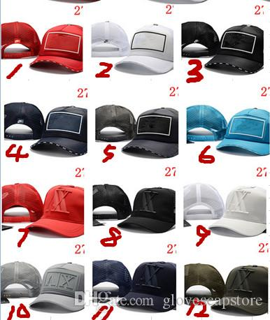 8b6f4c57693 Mesh Cap Logo Snapback Baseball Caps Leisure Hats Hourse Snapbacks ...