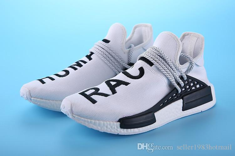 97ecede862f bellapesto  Shoes 2016 White Color Running Shoe Sneakers nmd Human ...