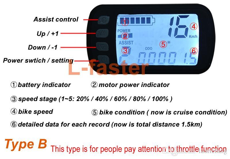 48V 350W E-bike Hub Motor Wheel Kit General Bicycle Rear Wheel Motor Use Band Brake And Single Freewheel Can With LCD Display