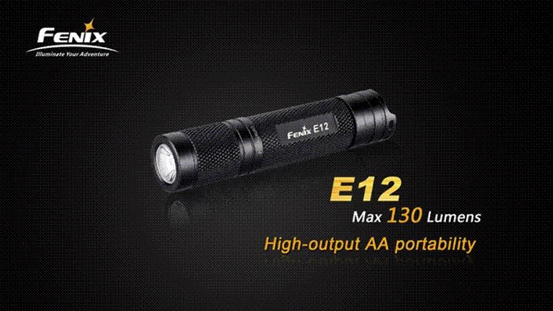 Fenix e12 cree xp e2 led 3 mode 130 lumens flashlight by 1 aa fenix e12 cree xp e2 led 3 mode 130 lumens flashlight by 1 aa battery mini torch led bar lights cheap led bar lights cheap led bar lights online with mozeypictures Image collections