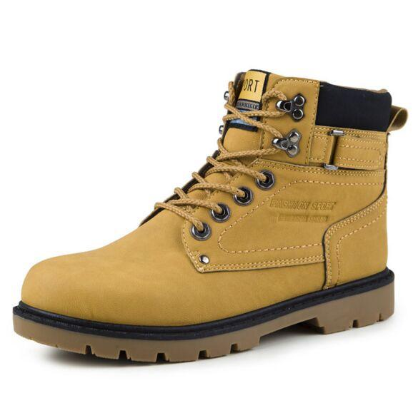 big discount sale online release dates authentic 2017 TIMBERR White Snow Boots Brand Men Women Motorcycle Boots Leather Waterproof Outdoor Cow Leather Hiking Shoes Leisure Ankle Boots XMAS sQlgC