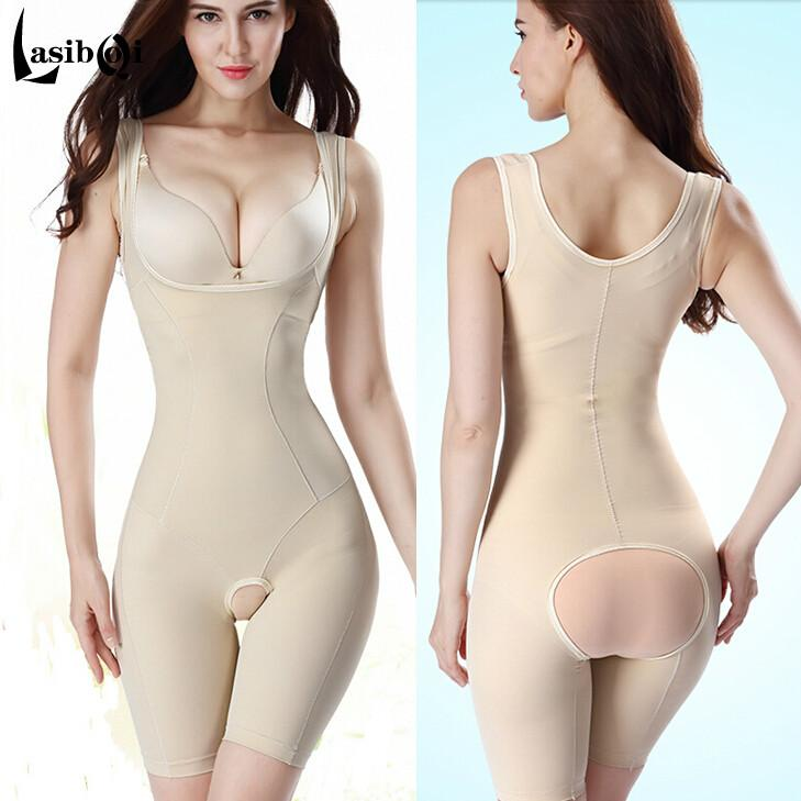 539b9ddf71 2019 Wholesale Postpartum Women S Shapers Seamless One Piece Shaper Body  Shaping Ms Bodysuits Underwear Slimming Clothes Shapewear Beauty Care From  Humphray ...