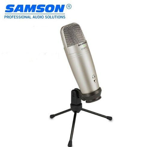 SAMSON C01U USB STUDIO CONDENSER 64BIT DRIVER