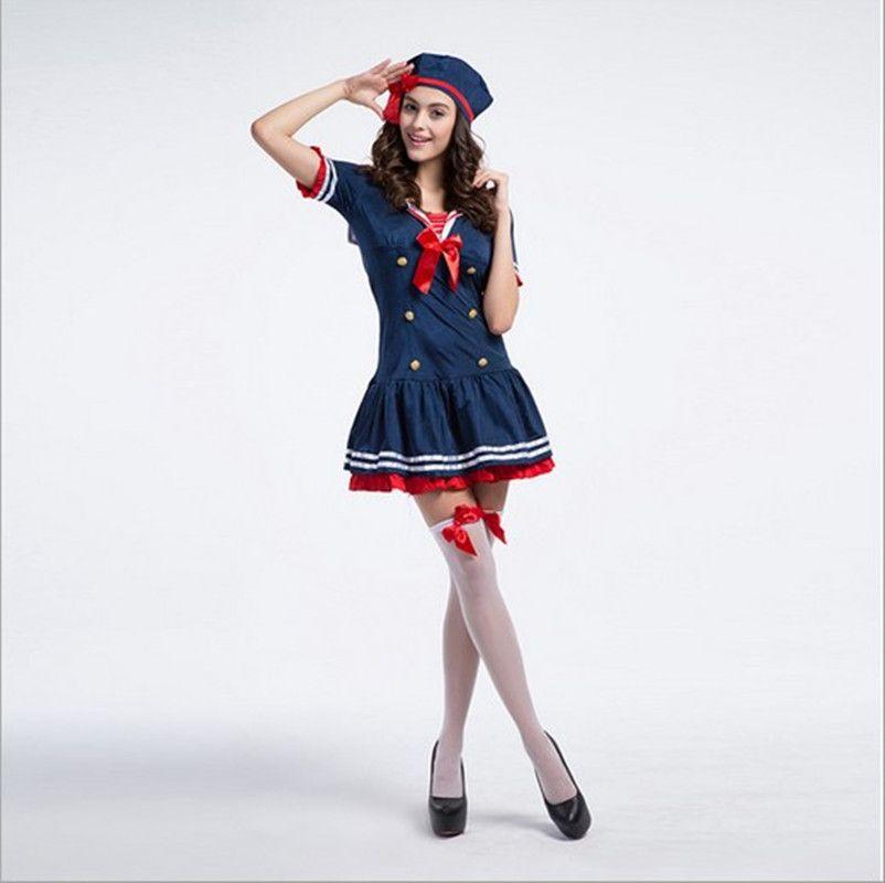 Cheap sexy sailor costumes