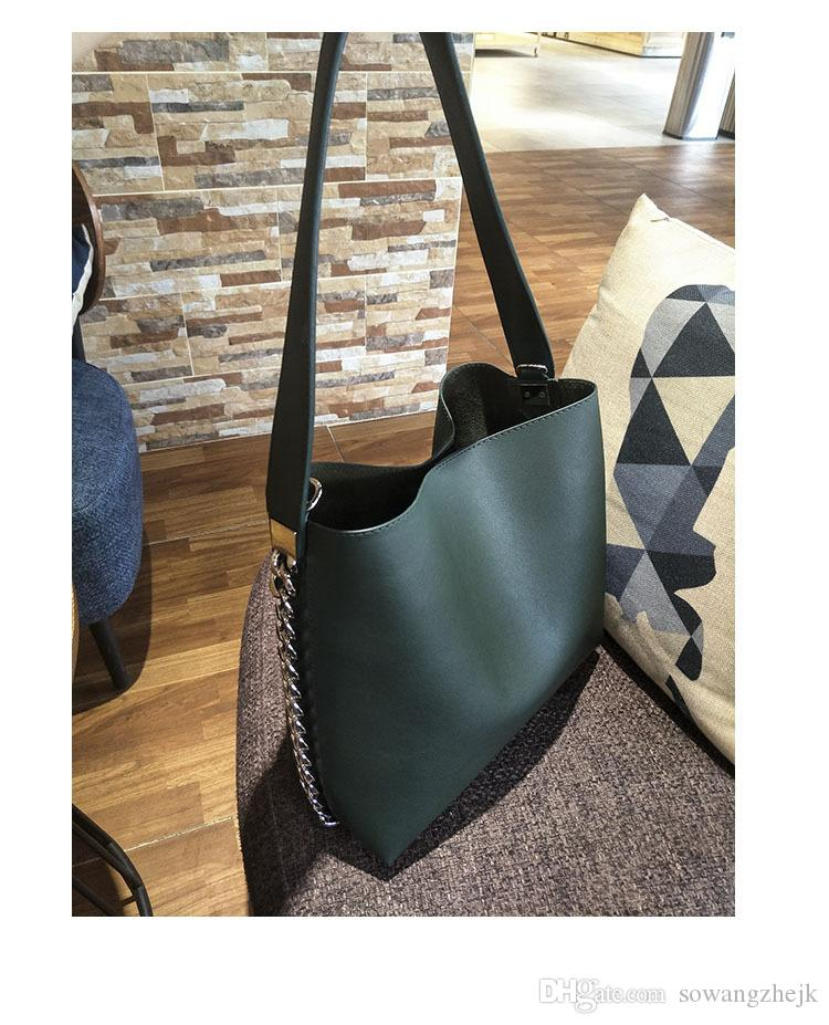 2017 HOT SALE high quality famous designer shoulder bag bucket bag luxury fashion high quality after-sales,discount