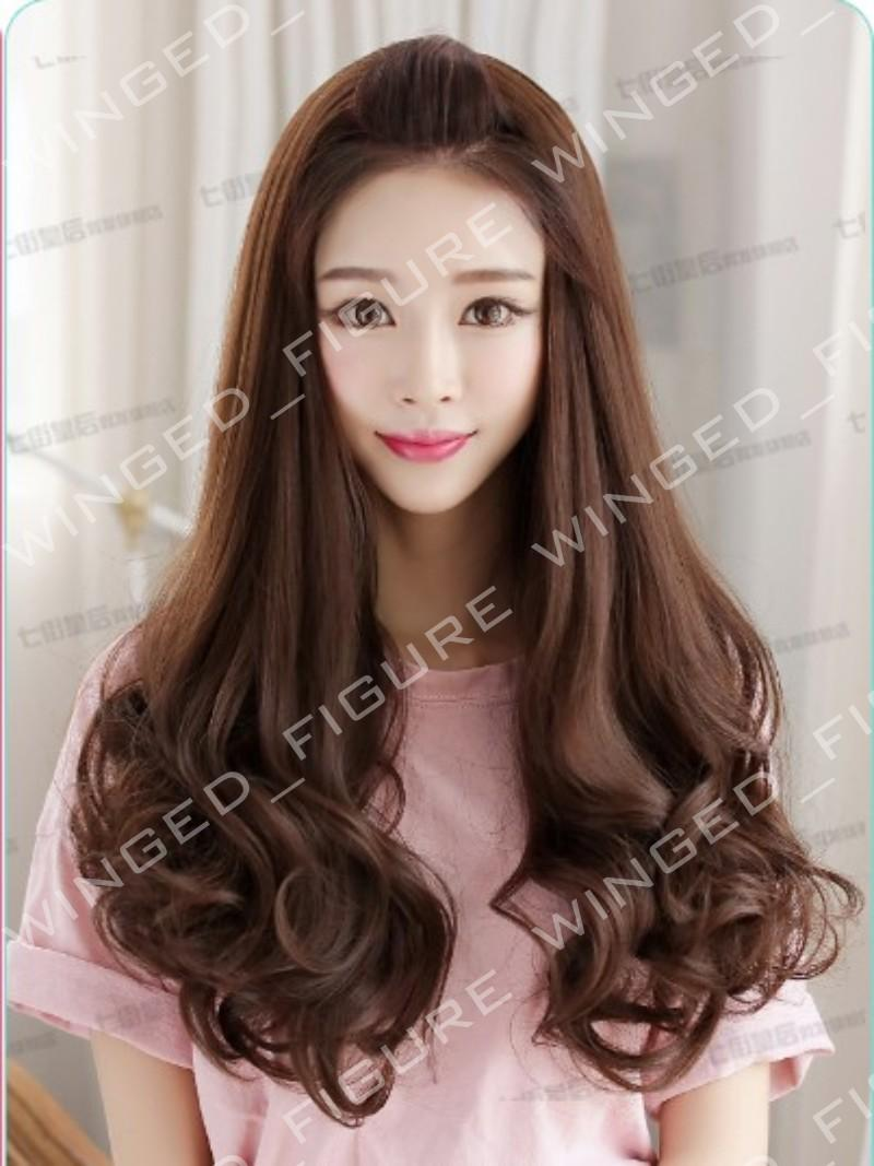 korean style curly hair korean curly hairstyles hair 4551