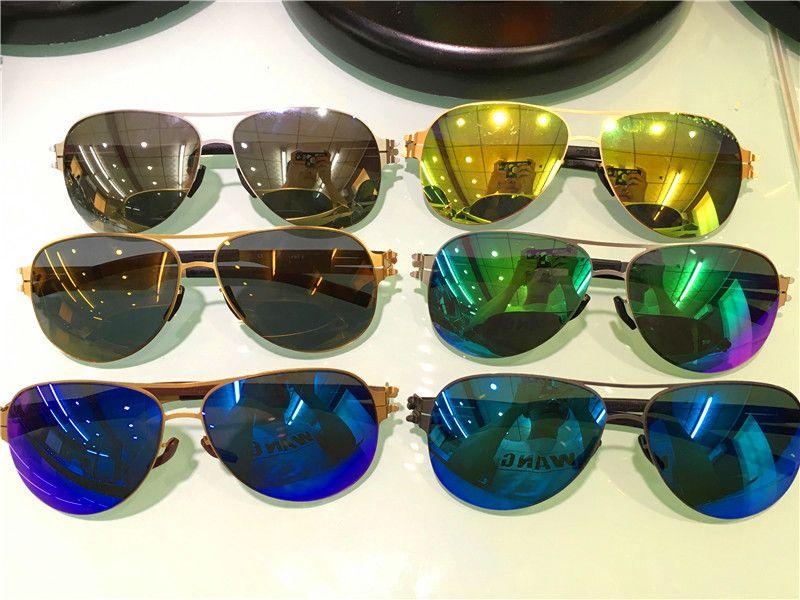 d8bec8b341 New Luxury Brand Sunglasses Germany Designer Sunglasses IC! Memory ...