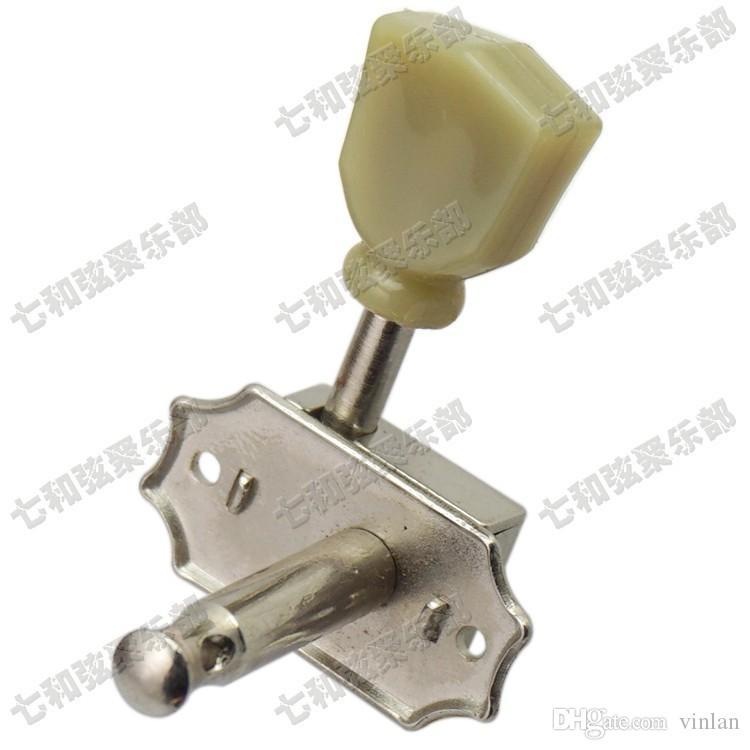 T32 3R3L Acoustic guitar tuner cordas botão Pegs Pegs Chaves instrumentos Musicais acessórios Guitar Parts