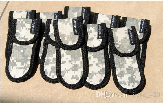 Novo Alta Qualidade Balisong Borboleta Knifes Estilo Nylon Bag, Outdoor Multifuncional Ferramentas Clipe Caso, Bainha Saco Só!