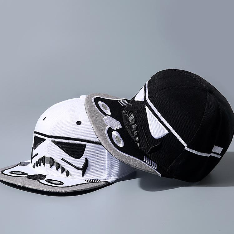 official photos 563d5 441ca ... sale new arrival fashion ball hats star wars snapback caps cool  strapback letter baseball cap hip ...
