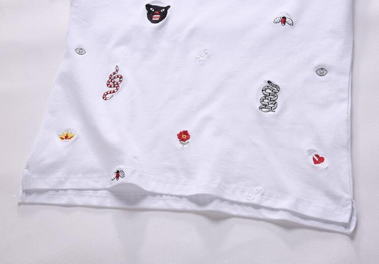 Cheap Luxury Summer Men Brand Polo Clothing Italy Famous Mens Leisure Shirts European Style Business Casual Shirt Sportswear 3XL 4XL