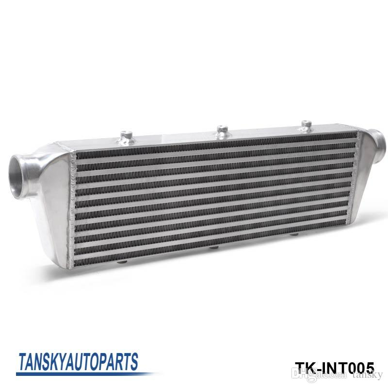 TANSKY - 550x180x65mm 2.5 '' (63mm) I / O Turbo Inter Cooler BARPLATE Aluminyum Ön Montaj Intercooler TK-INT005