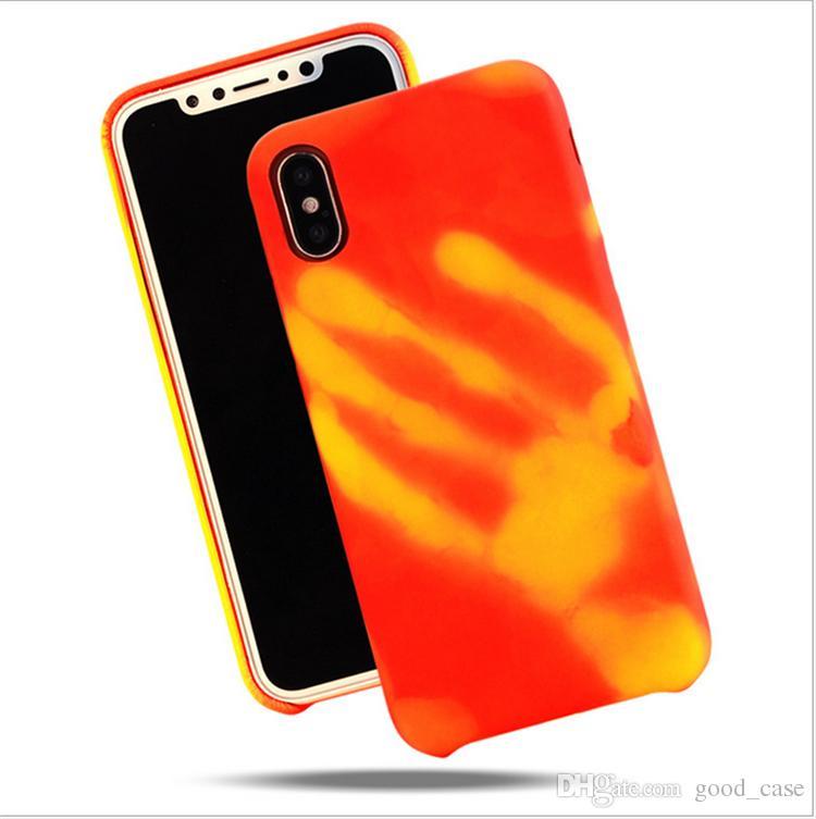 heat sensitive iphone 8 case