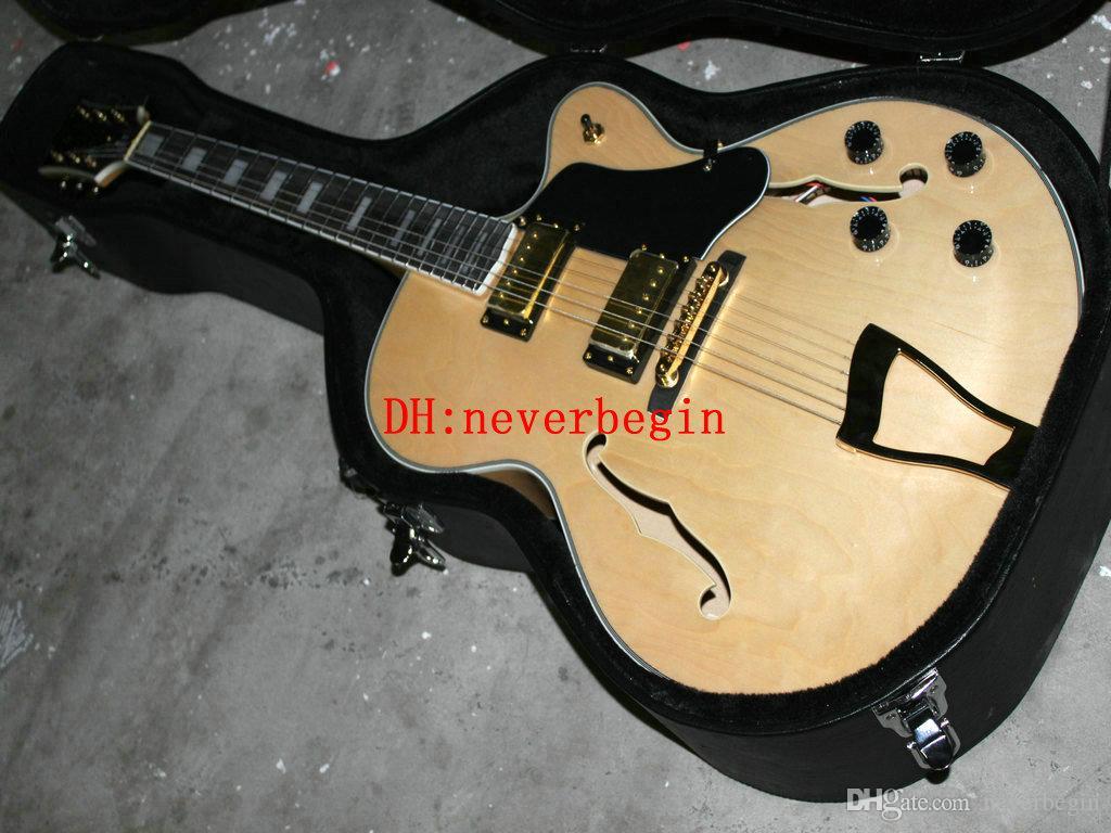 Nuove chitarre Chitarra elettrica Custom Custom L-5 Chitarra Top Strumenti musicali migliori