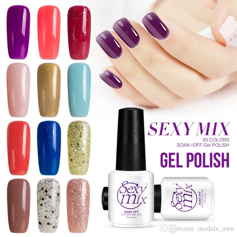 Sexy Mix Nail Gel Uv Builder Art Pink Clear White Beauty Salon Strong Extension Polish Bio Sculpture Jessica From Models Own