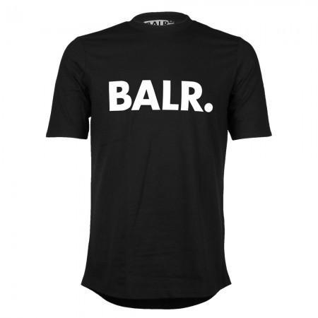 Alta qualidade NOVA moda verão estilo BALRED t shirt dos homens de manga curta blar tshirt clothing fundo redondo longo voltar balr t-shirt