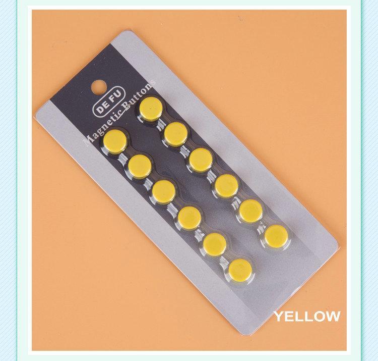 48 шт диаметр 10мм с 10 цветов крепления магнитные кнопки белая доска Чертежная неодимовый магнит Магнит в пластиковой обшивке держит Магнит
